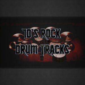 70's Rock Drum Tracks