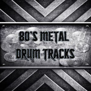 80's Metal Drum Tracks