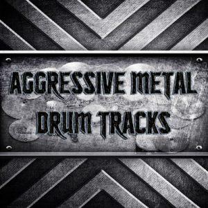 Aggressive Metal Drum Tracks