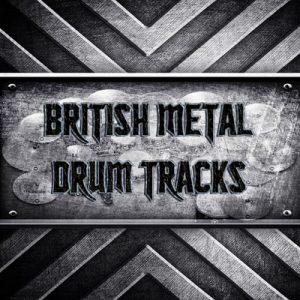British Metal Drum Tracks