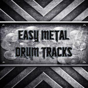 Easy Metal Drum Tracks