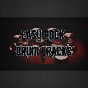 Easy Rock Drum Tracks