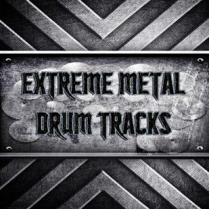 Extreme Metal Drum Tracks