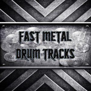 Fast Metal Drum Tracks