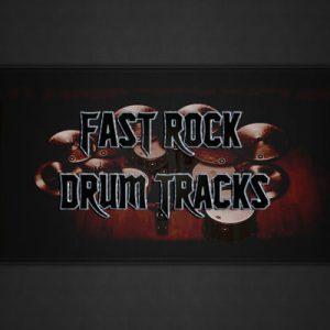Fast Rock Drum Tracks