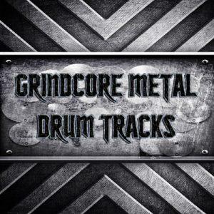 Grindcore Metal Drum Tracks