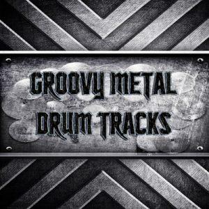 Groovy Metal Drum Tracks