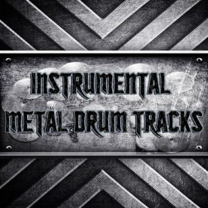 Instrumental Metal Drum Tracks