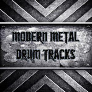 Modern Metal Drum Tracks