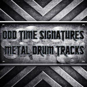 Odd Time Signatures Metal Drum Tracks