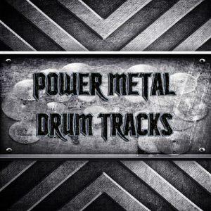 Power Metal Drum Tracks