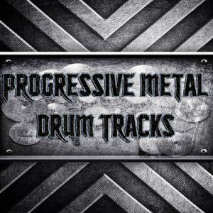 Progressive Metal Drum Tracks