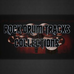 Rock Drum Tracks Collections