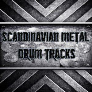 Scandinavian Metal Drum Tracks