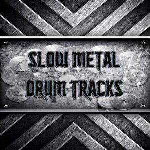 Slow Metal Drum Tracks