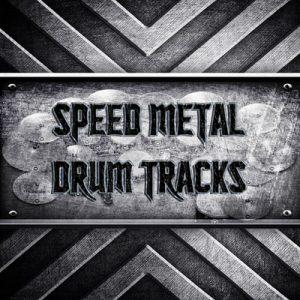 Speed Metal Drum Tracks