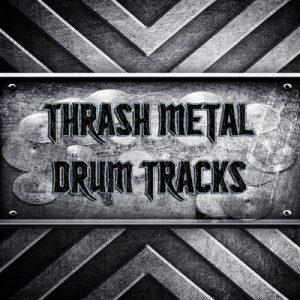 Thrash Metal Drum Tracks