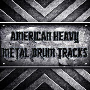 American Heavy Metal Drum Tracks