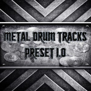 Metal Drum Tracks   Preset 1.0