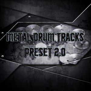 Metal Drum Tracks   Preset 2.0