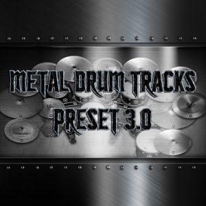 Metal Drum Tracks   Preset 3.0