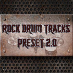 Rock Drum Tracks   Preset 2.0